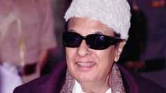 MGR 100th birth anniversary: Twitterati pay tribute to actor and former Tamil Nadu Chief Minister