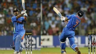 MS Dhoni retires from ODI & T20 Captaincy: A flashback to his most monumental World Cup 2011 winning moment for Indian Cricket Team