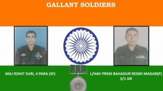 Full List of Gallantry Award Winners: 398 awards including 2 Kirti Chakras and 12 Shaurya Chakras approved by President Pranab Mukherjee