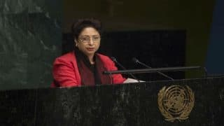 After UNGA Setback on Kashmir, Imran Khan Sacks Permanent Representative Maleeha Lodhi