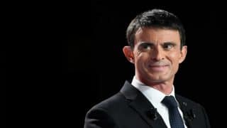 French presidential hopeful Valls attacked over migrants
