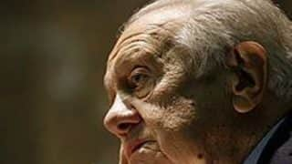 Former Portuguese prime minister Mario Soares dies aged 92