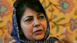 Only PM Narendra Modi capable of solving Kashmir unrest: J&K CM Mehbooba Mufti
