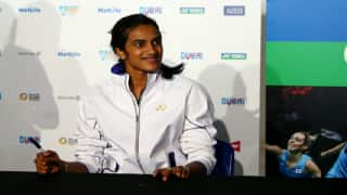 PV Sindhu: It's Been a Good Year Overall
