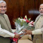 Bihar CM Nitish Kumar Greets PM Modi on His 69th Birthday