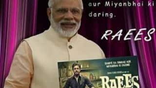 Narendra Modi promotes Shah Rukh Khan's Raees? This poorly-edited picture on Instagram depicts madness for SRK's movie
