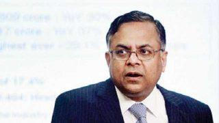 N Chandrasekaran advised students to focus on social entrepreneurship programmes