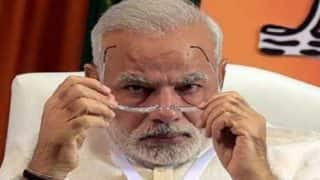 Samajwadi Party leader calls Narendra Modi, Amit Shah terrorists; frustrated, retorts BJP