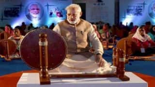 गांधी का स्थान कोई नहीं ले सकता : कलराज