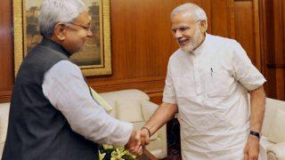 NDA में शामिल होने के बाद पहली बार BJP पर सख्त हुए नीतीश, कहा- बांटने वाली राजनीति मंजूर नहीं