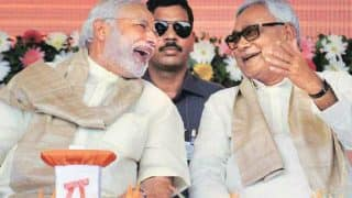 BJP leaders attending Nitish Kumar's dinner add to speculation of realignment between both parties