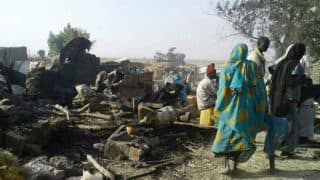 Nigeria botched air strike may have killed up to 236 people