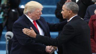 Barack Obama slams Donald Trump's immigration order, says American values at stake