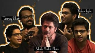 We bet you haven't seen Raees star Shah Rukh Khan in this avatar ever! Watch AIB's latest podcast