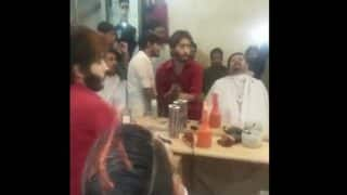 Video: This Pakistani barber lights people on fire for hair straightening! Effing dangerous haircut - DO NOT try this at home!