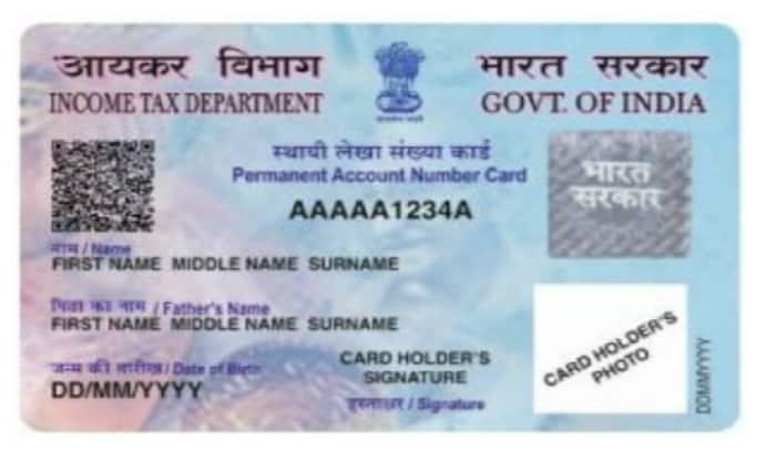 Government Issuing New Look And Tamper Proof Pan Cards