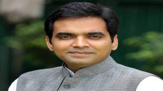 गृहमंत्री के विधायक बेटे पंकज सिंह को धमकी के मामले में FIR दर्ज, आज ही हुआ था ये खुलासा