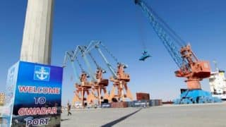 China hands over 2 ships to Pakistan Navy for Gwadar security