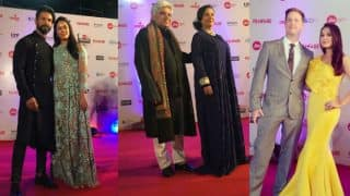 Filmfare Awards 2017: Shahid Kapoor and Mira Rajput, Shabana Azmi and Javed Akhtar and 4 other power couples of Bollywood who went coupling and made us go aww!
