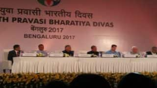 Pravasi Bharatiya Divas kicks off to a great start in Bengaluru