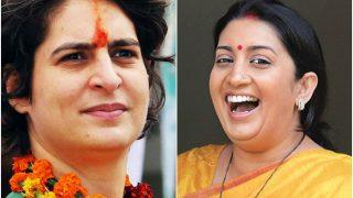 Priyanka Gandhi, Smriti Irani to Spur Political Heat With Wayanad Visit