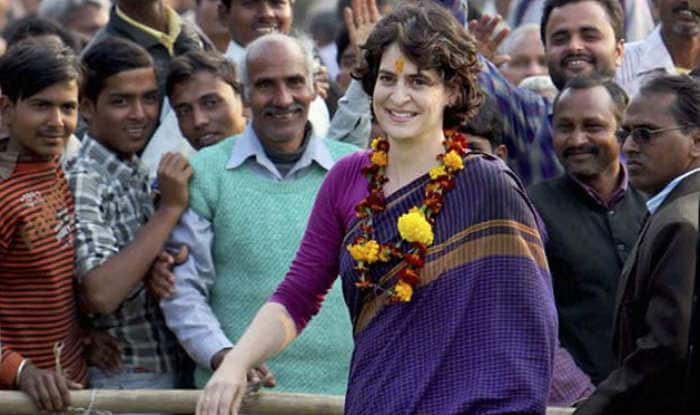 UP polls 2017: Priyanka features in Congress' campaigners list
