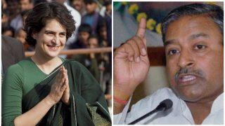 प्रियंका गांधी का विनय कटियार को करारा जवाब, खूबसूरती पर की थी अभद्र टिप्पणी