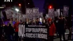 Donald Trump to be sworn in as US President: Thousands protest in New York, Washington