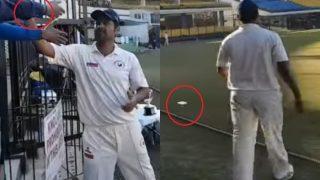 जब फैंस की हरकत पर आया आरपी सिंह को गुस्सा, मोबाइल छीन मैदान पर फेंका