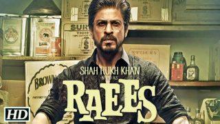Raees movie review, box office collection, story, trailer, music, lyrics – Shah Rukh Khan-Mahira Khan's film