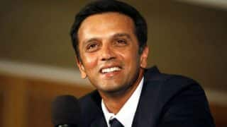 Rahul Dravid's future as U-19 coach to be decided by Cricket Advisory Committee