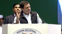 Rahul Gandhi mimics PM Modi, but makes mockery of himself…