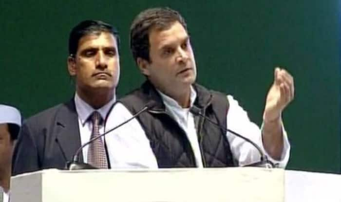 Narendra Modi spreading fear across country: Rahul Gandhi