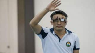 Jitu Rai fails to qualify for 10m Air Pistol finals at Shooting World Cup