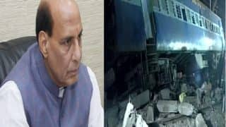 Hirakhand Express mishap: 36 dead 54 injured, Rajnath Singh assures full assistance