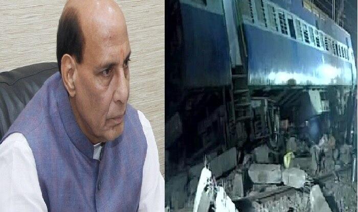 Hirakhand Express mishap: 36 dead 54 injured, Rajnath Singh assures full assistance
