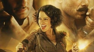 Rangoon Trailer Out: Kangana Ranaut as Miss Julia is the hero and outshines Saif Ali Khan and Shahid Kapoor with her look!