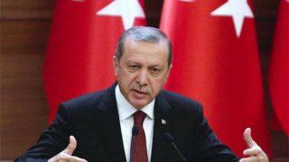Erdogan says would be 'easier' if Eurpean Union rejects Turkey bid