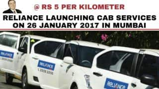 Reliance launching cab services on Republic Day 2017? Mukesh Ambani led Reliance to wipe out local taxi scenario claims viral Facebook post