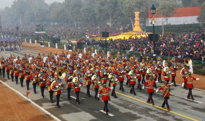 Dress rehearsal republic day pictures