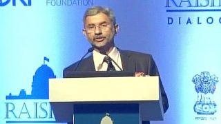 यूएनएससी में भारत का नहीं होना संयुक्त राष्ट्र की विश्वसनीयता को प्रभावित करता है: जयशंकर