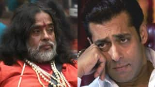Salman Khan files case against Swami Om? This picture about Bigg Boss 10 host on Instagram goes viral!