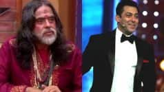 Swami Om to break 'anti-national' Salman Khan's bones in Bigg Boss 10 grand finale! Baba reveals ugly plans in new interview