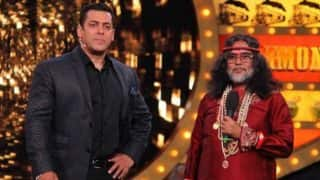 Bigg Boss 10: This is how Salman Khan reacted to Swami Om's bizarre allegations about him!