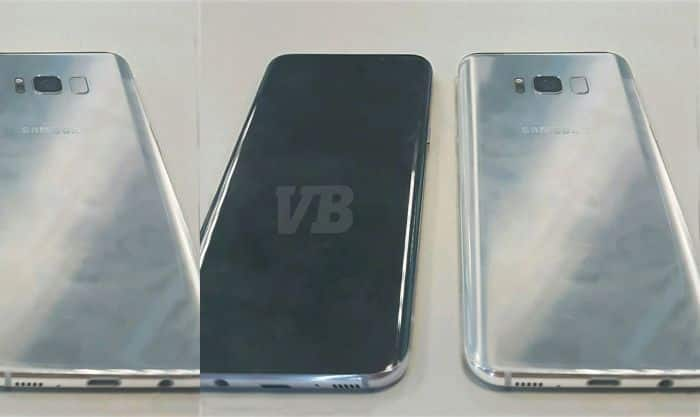 Samsung Galaxy S8 revealed in first photos, launch tipped for March 29