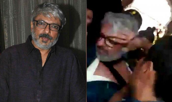 Sanjay Leela Bhansali Attacked By Karni Sena On Padmavati