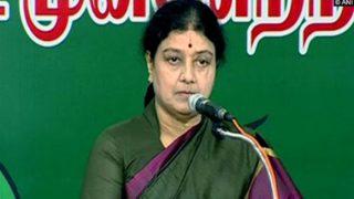 Online petition against VK Sasikala becoming Tamil Nadu CM gets over 1.5 lakh signatures