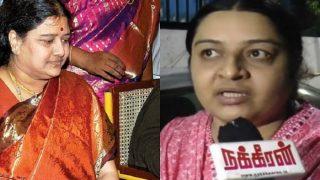 AIADMK crisis: Sasikala plays Palanisamy card after conviction, Jayalalithaa's niece Deepa backs O Panneerselvam - 10 updates