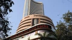 Sensex Down by 304 Points & Nifty by 100 as Equity Indices Open in Red