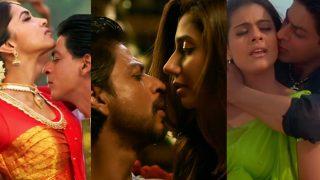 Shah Rukh Khan Romantic Songs: SRK-Mahira Khan's Zaalima, Shah Rukh-Kajol's Gerua, and 9 more song videos that fuel your wanderlust!